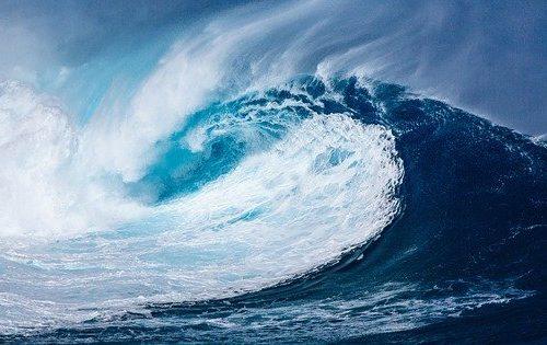 Sognare mare agitato – il significato dei sogni